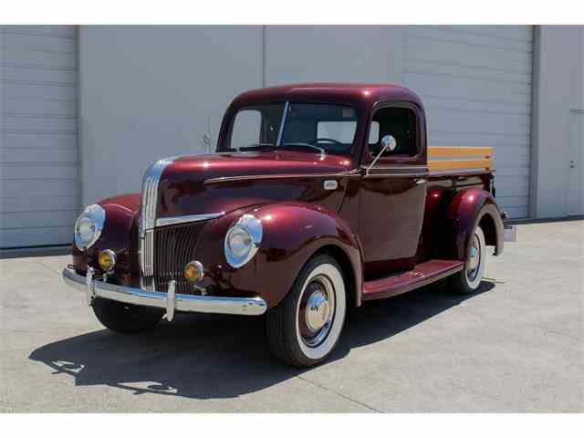 1940 Ford 01C | 983689