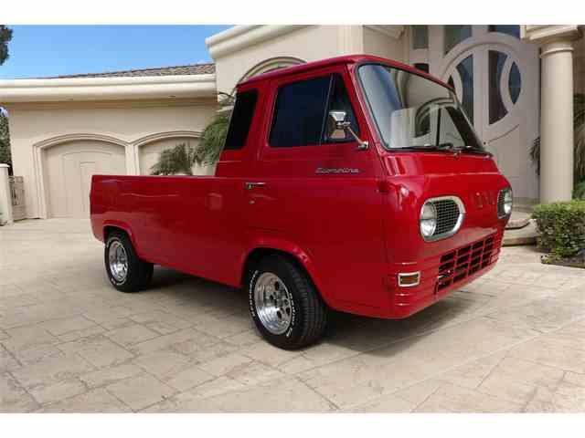 1962 Ford Econoline   980037