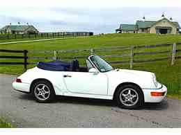 1992 Porsche 911 Carrera for Sale - CC-983705