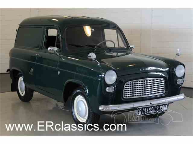 1958 Ford Thames Van | 983712