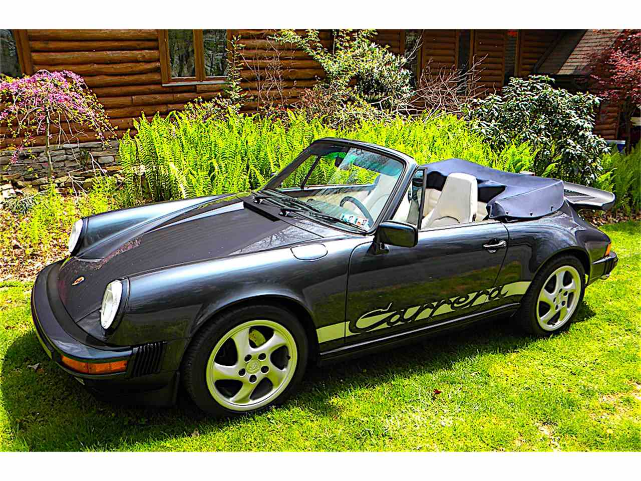 1988 Porsche 911 Carrera for Sale - CC-983713