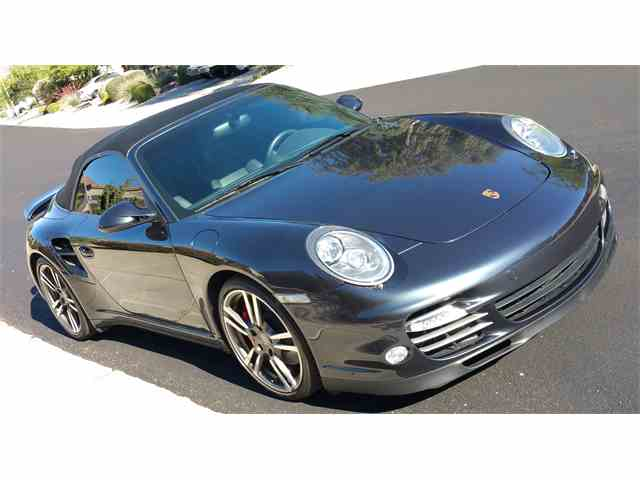 2010 Porsche 911 Carrera Turbo | 983722