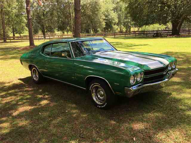 1970 Chevrolet Chevelle | 983732