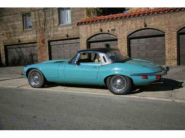 1974 Jaguar E-Type | 983733