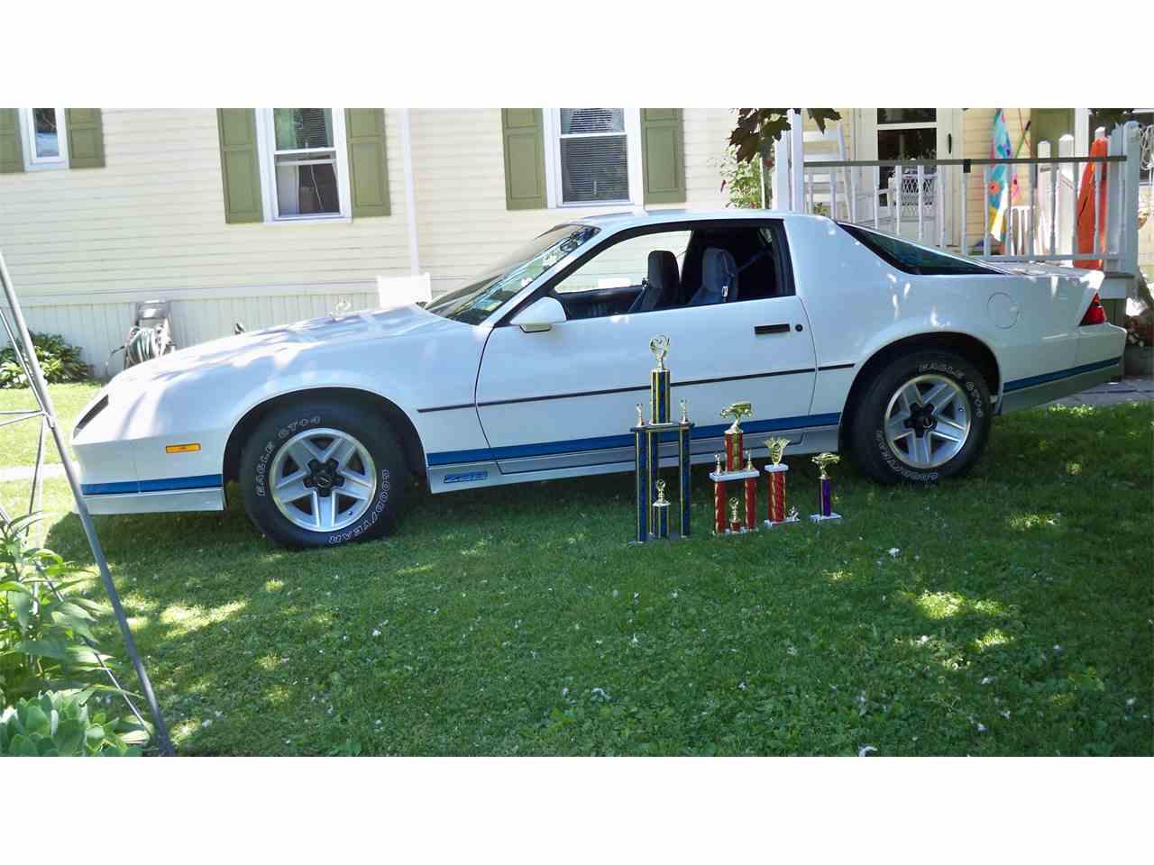 1982 Chevrolet Camaro Z28 for Sale  ClassicCarscom  CC983735
