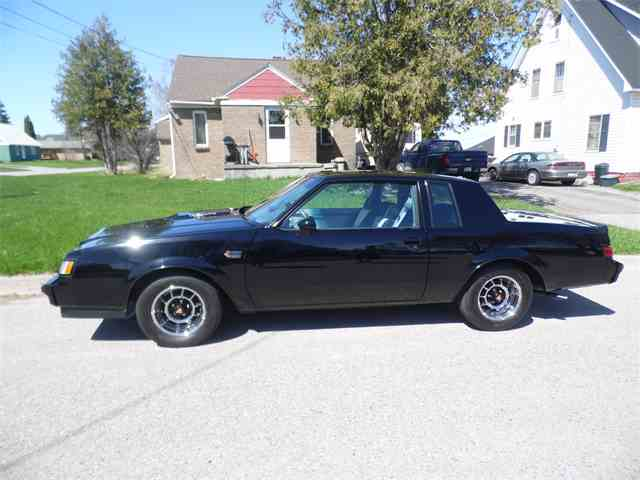 1987 Buick Grand National | 983736