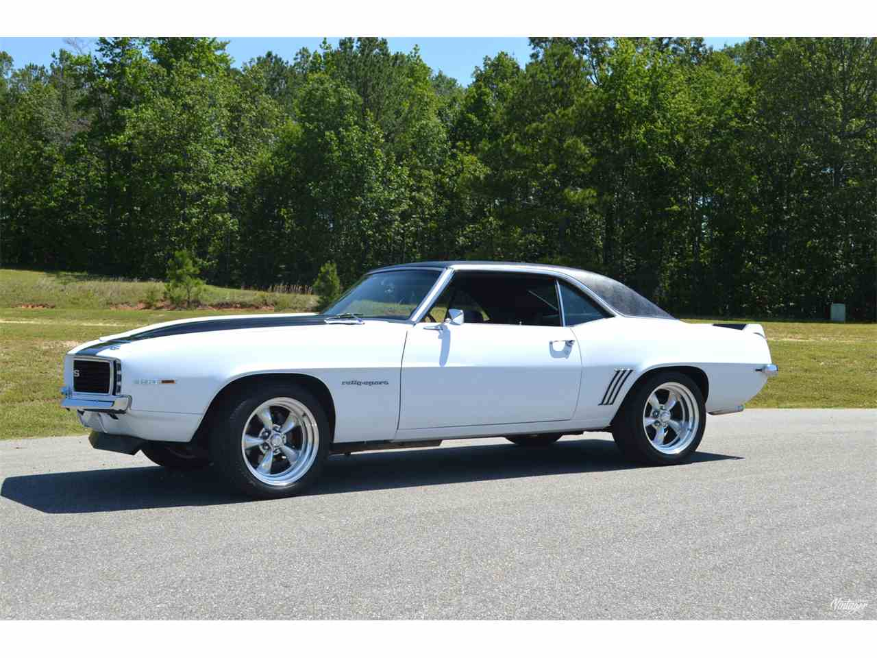 1969 chevrolet camaro rs for sale cc 983745. Black Bedroom Furniture Sets. Home Design Ideas