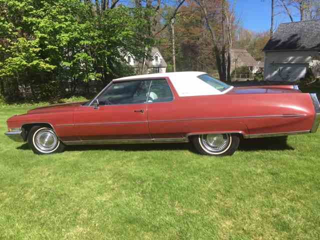 1972 Cadillac Coupe | 983747
