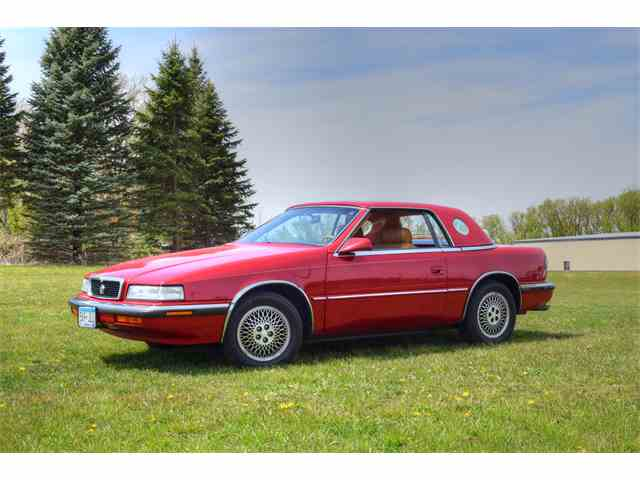 1990 Chrysler TC by Maserati | 983755