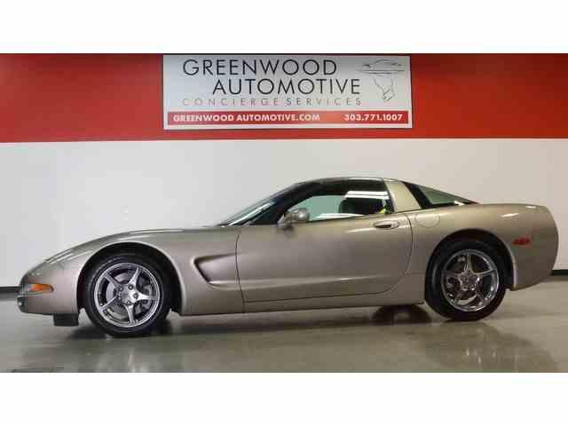 2002 Chevrolet Corvette | 980377