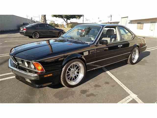 1988 BMW M6   983800