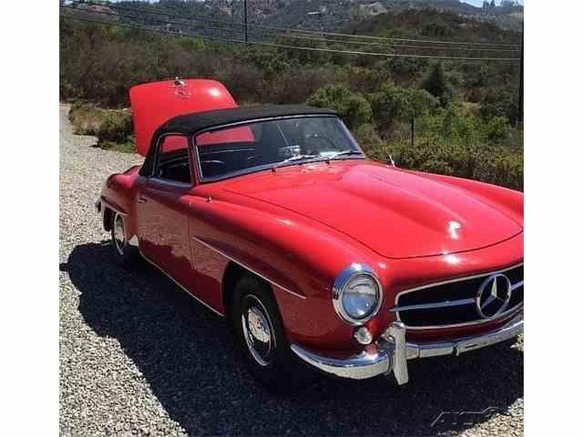 1958 Mercedes-Benz 190SL   983802
