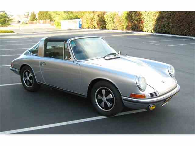 1968 Porsche 911   983820