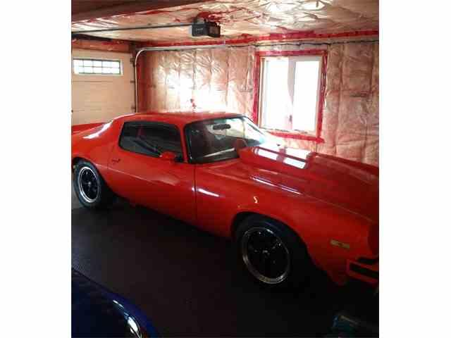 1974 Chevrolet Camaro | 983832