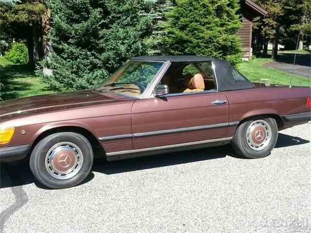 1976 Mercedes-Benz 450SL | 983835