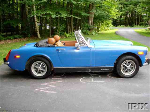 1979 Other MG Midget 1500   983839