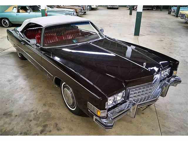1973 Cadillac Fleetwood Eldorado | 983844