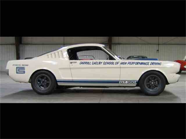 1965 Ford Mustang GT350 | 983847