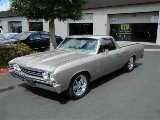 1967 Chevrolet El Camino SS | 983849