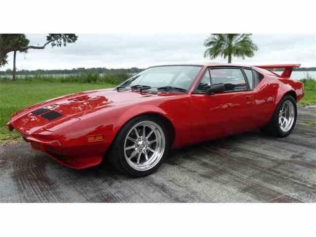 1973 DeTomaso Pantera | 983852