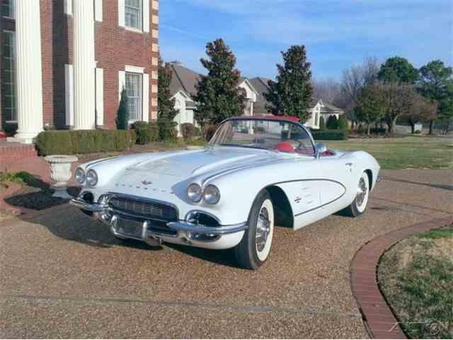 1961 Chevrolet Corvette   983866