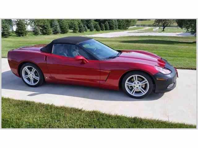 2008 Chevrolet Corvette | 983875