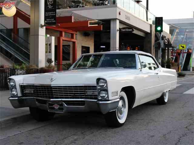 1967 Cadillac DeVille | 983890
