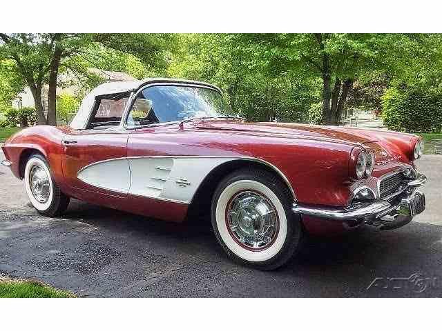 1961 Chevrolet Corvette   983900