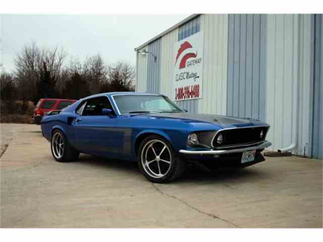 1969 Ford Mustang Mach 1 | 983917