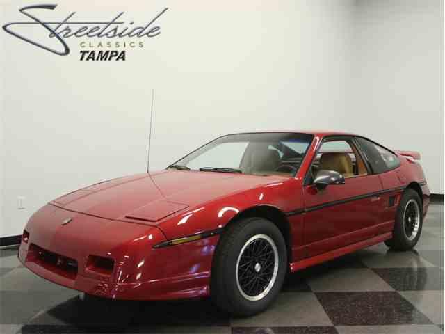 1988 Pontiac Fiero | 980392