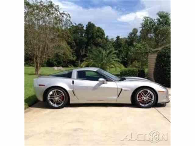 2008 Chevrolet Corvette | 983923