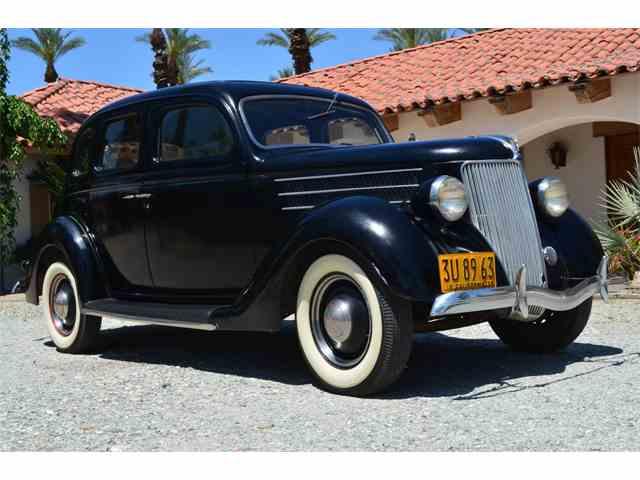 1936 Ford Humpback | 983929