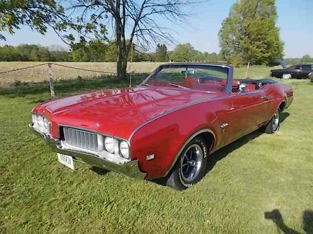 1969 Oldsmobile Cutlass S Convertible | 983930