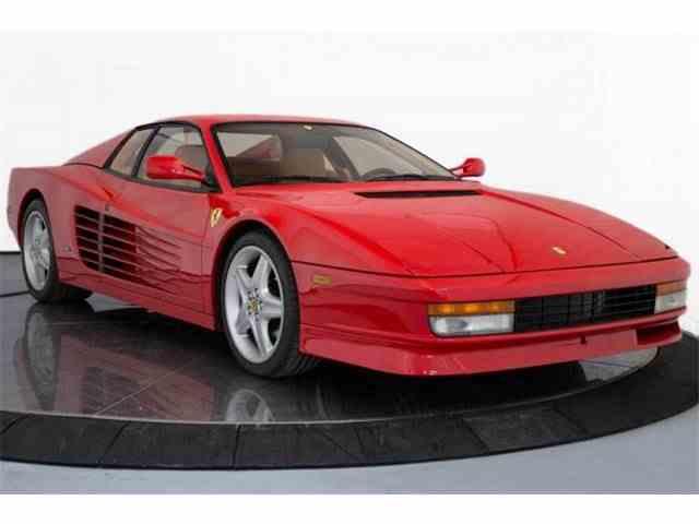 1991 Ferrari Testarossa | 983932