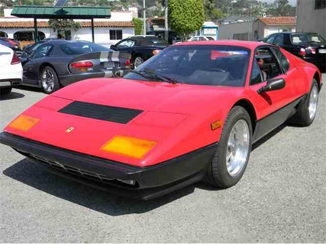 1984 Ferrari 512 BBI | 983933