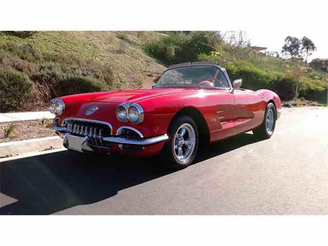 1958 Chevrolet Corvette | 983940