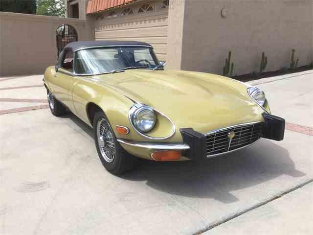 1974 Jaguar XKE | 983946