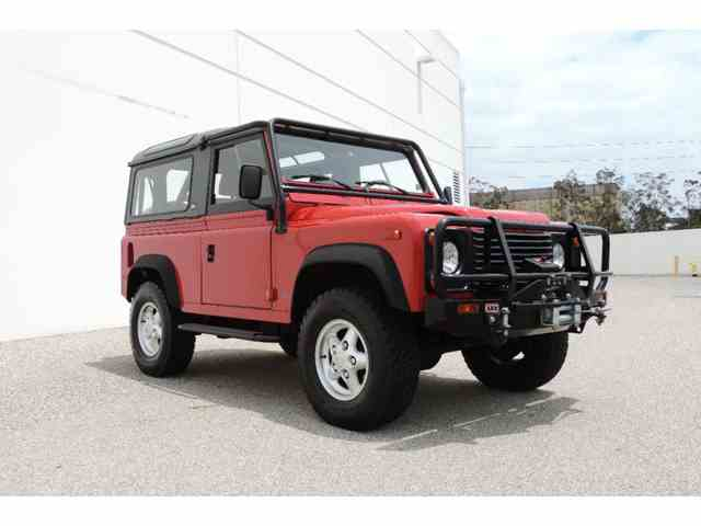 1995 Land Rover Defender | 983948