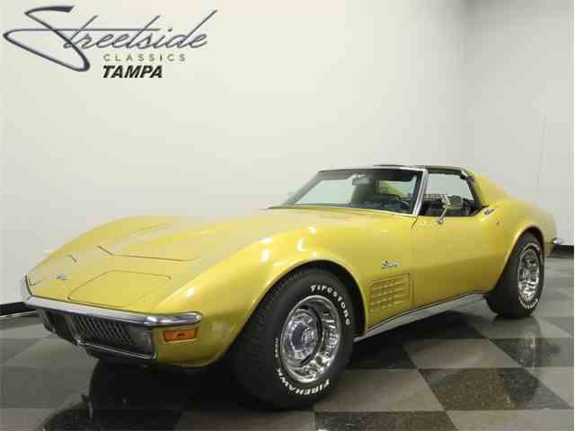 1971 Chevrolet Corvette | 980395