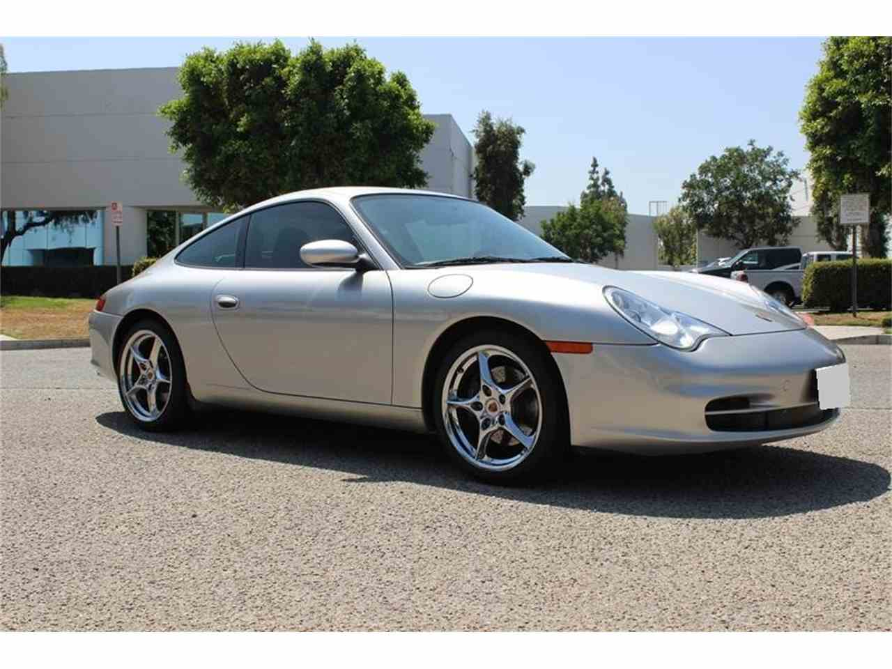 All Types 2003 911 : 2003 Porsche 911 Carrera for Sale | ClassicCars.com | CC-983951