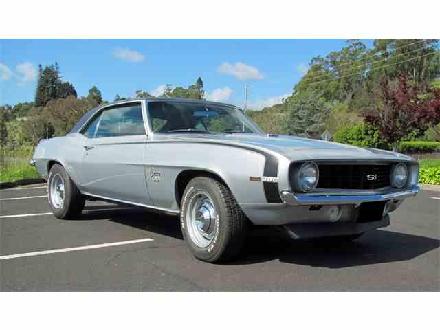 1969 Chevrolet Camaro SS | 983953