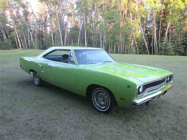 1970 Plymouth Road Runner | 983955
