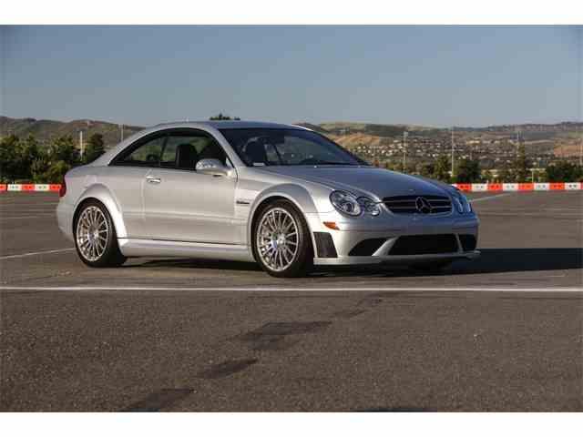2008 Mercedes-Benz CLK 63 Black Series | 983957