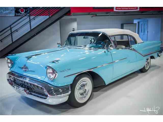 1957 Oldsmobile 98 Starfire J2 | 983962
