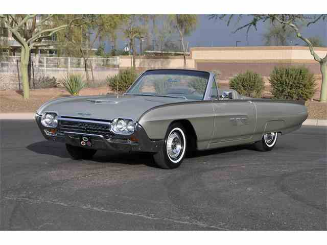1963 Ford Thunderbird | 983965
