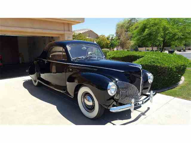 1940 Lincoln Zephyr | 983967