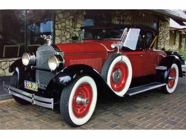 1928 Packard Runabout | 983968