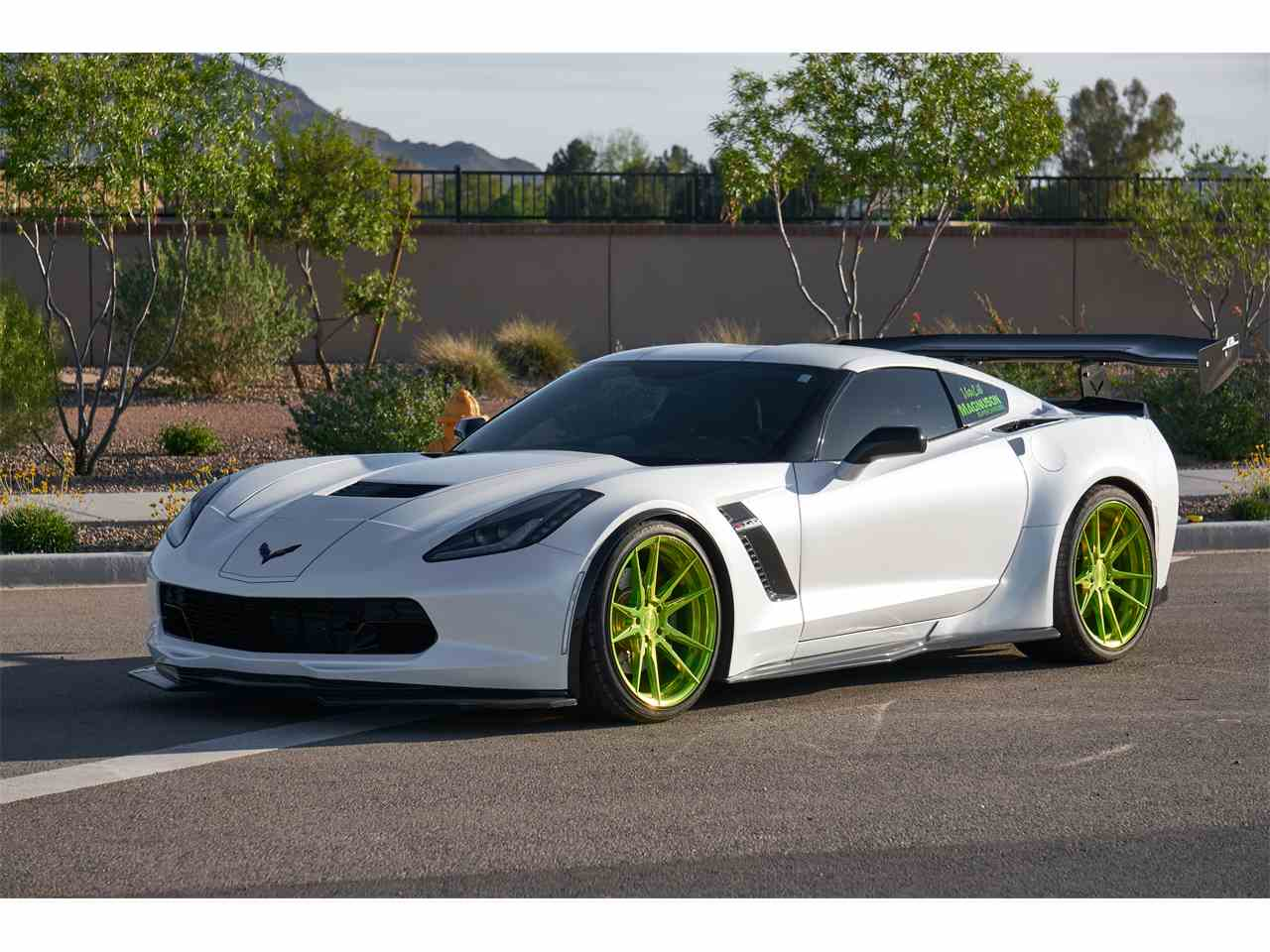 2014 chevrolet corvette stingray z51 for sale cc 983970. Black Bedroom Furniture Sets. Home Design Ideas