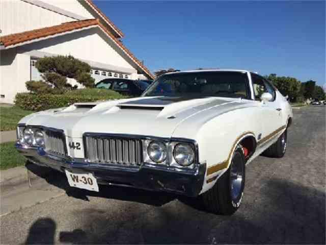 1970 Oldsmobile 442 | 983979