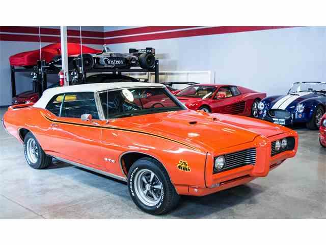 1969 Pontiac LeMans | 983988